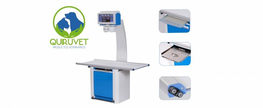 Rayos x digital especifico para veterinaria quiruvet sl equipamiento veterinario - Clinica veterinaria silla ...